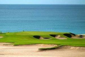 Cabo Luxury Golf Escape, Puerto Los Cabos golf course in Los Cabos