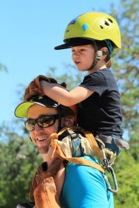 Ash & Joaquin from Cabo Discount Tours, taking the Zip Lining Tour at Wild Canyon in Mexico cabo san lucas tours