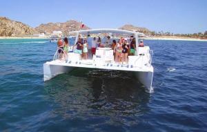 la gringa and sea esta private booze cruises