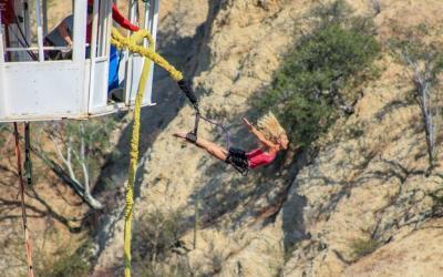 bungee jumping cabo san lucas wild canyon