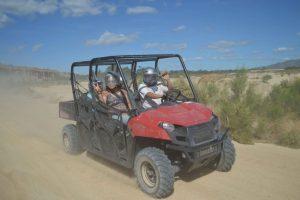 cactus atv tours family ranger tour, migriño beach, tours para familias en los cabos