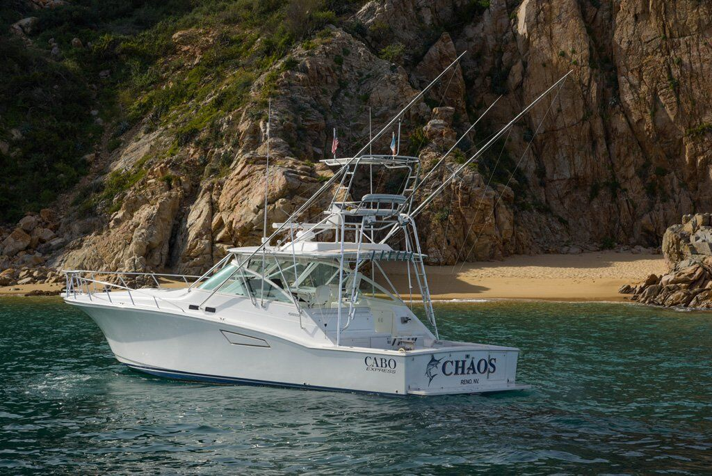 Chaos 45cabo Sport Fisher