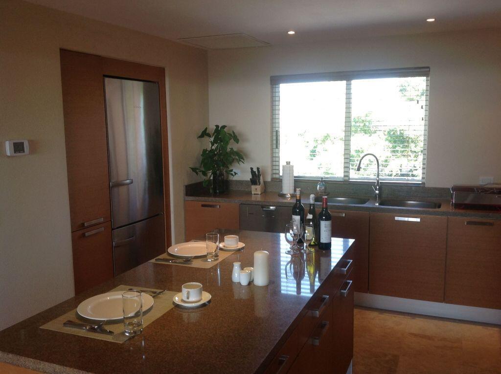 las residencias kitchen
