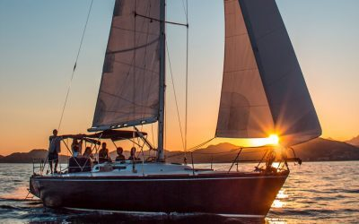 pursuit of cortez sunset charter, wild canyon sailing charter from puerto los cabos marina