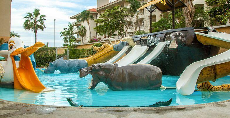 fun kids activities in los cabos hotel pool