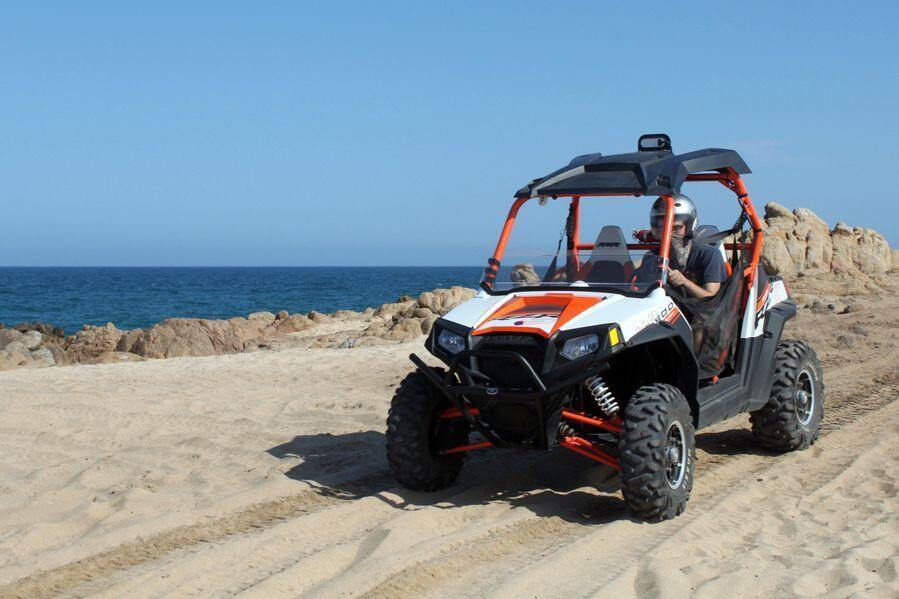 Cactus RZR Beach