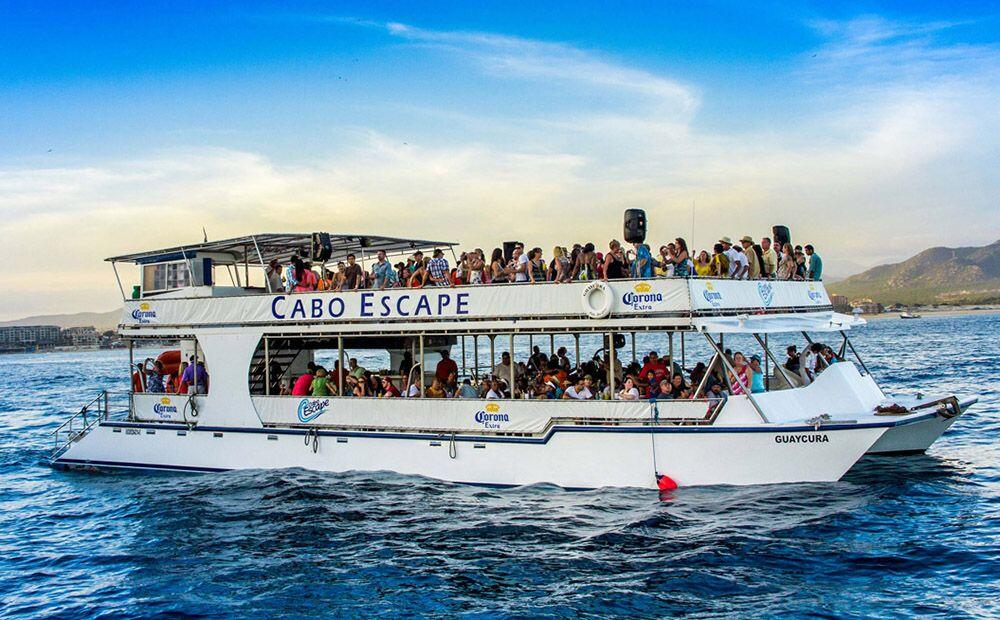 Cabo Escape Sunset Dinner Cruise Cabo Discount Tours