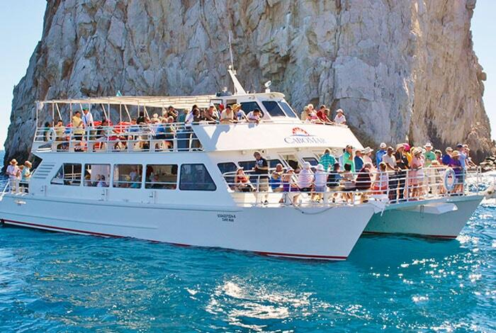 Booze Cruises - Cabos Best Party Boats - Cabo Discount Tours