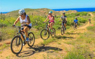 mountain bike adventure in cabo san lucas, with cabo adventures